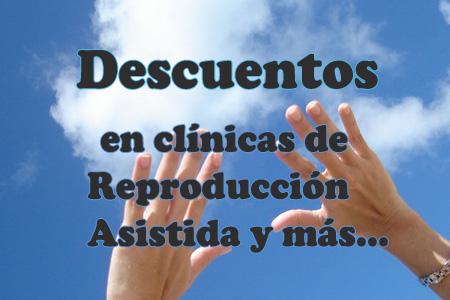 Descuentos reproducción asistida