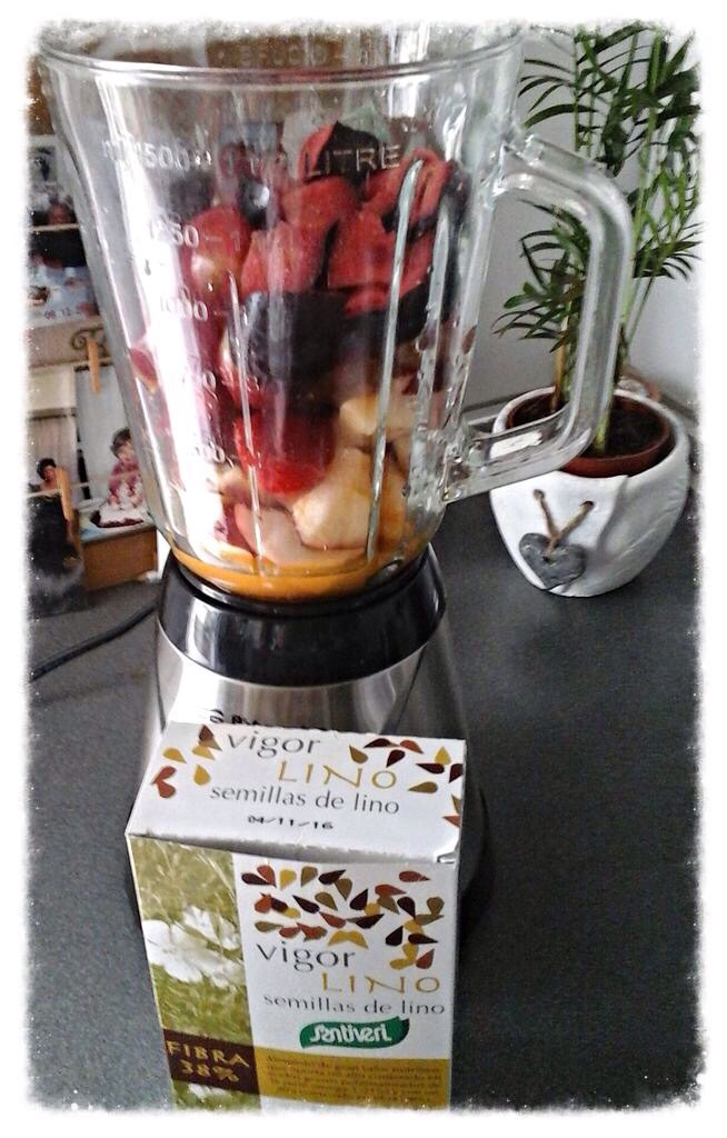 Smoothie antioxidante