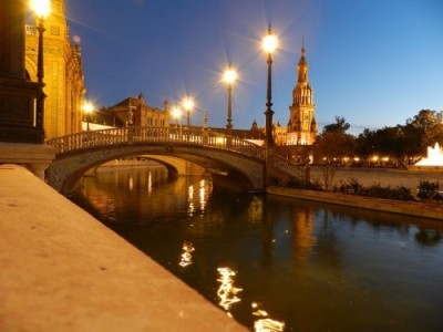 Sevilla tiene un color especial…