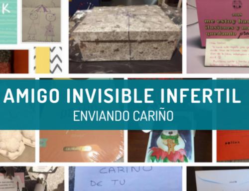 Enviando cariño: nuestro amigo invisible infertil