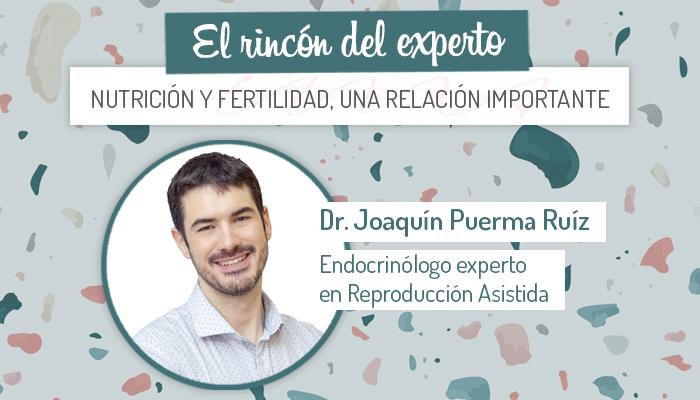 nutrición y fertilidad